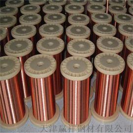 天津厂家直销铜丝 无氧加工专业紫铜线 加工 定制