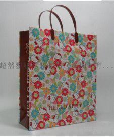供应 LDPE卡通袋/叉耳袋/塑料袋/礼品袋
