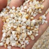 精緻石英砂 矽砂 濾料用石英砂 黃晶砂 水處理用