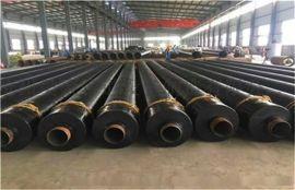 钢套钢蒸汽直埋保温管 蒸汽管道