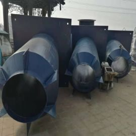 大型污水泵-500QZB雪橇式轴流泵