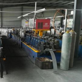 二手焊接方管设备 精度高 焊管过程自动化钢管制造焊管机组厂家