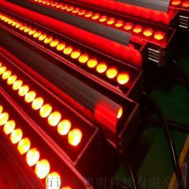LED线条灯线性灯结构防水洗墙灯结构防水线性