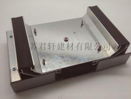 江苏变形缝厂家直销地面抗震平面型
