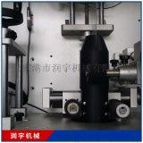 全自動桶裝礦泉水套標機 桶裝純淨水生產線設備