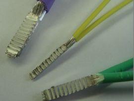 多股铝丝铝线束超声波焊接机