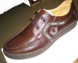 SUV369新款商务休闲皮鞋(1306)