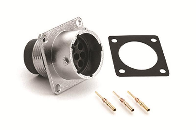 BDM系列12芯航空插座26482规范