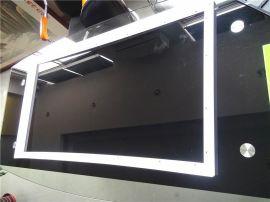 亞克力折彎 亞克力加工 3MM L型折彎亞克力 鏡面亞克力罩加工