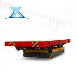 有轨拖车电动运送仓储运输设备工业智能机器人