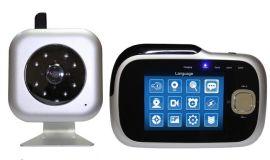 2.4G无线数字婴儿监视器-带录像功能(E-DBM04)