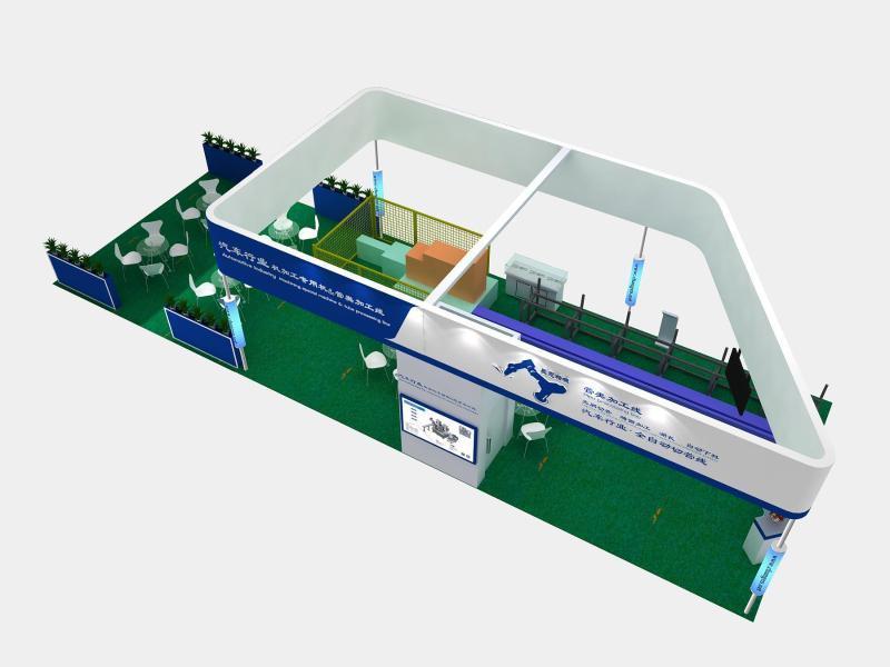 汽車安全氣囊管加工線全自動切管倒角縮管機