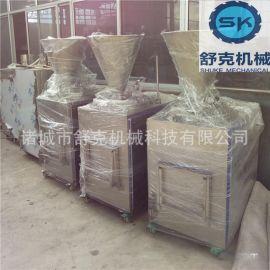 哈尔滨红肠设备 红肠绞肉灌肠机 宠物火腿肠设备厂商