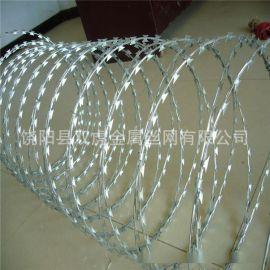 供应BTO22刺丝滚笼 刀片刺绳