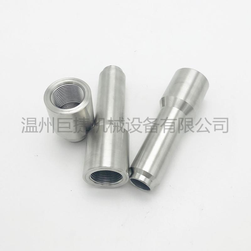 双金属温度计接头M27X2底座接头 不锈钢内丝27*2配套焊接底座