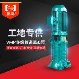 VMP80耐磨立式多级泵 增压泵 电动喷射泵清水泵