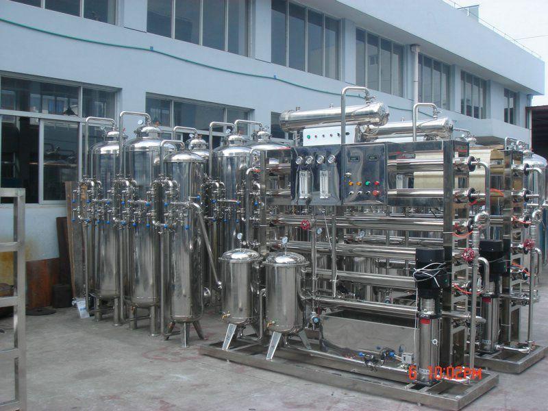 【淨化設備】供應純淨水淨化設備 二級反滲透淨化設備廠家直銷