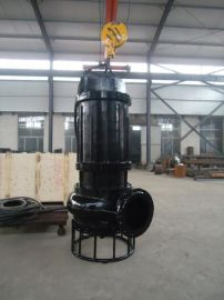 江淮ZNQ潜水抽砂泵,无堵塞泥浆泵,耐磨泥沙泵