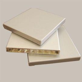 木纹铝蜂窝板厂家定制工程室内隔音吸音隔断铝蜂窝板