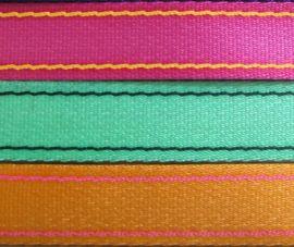 仿尼龙提花织带