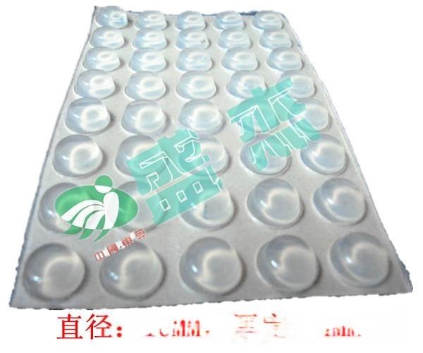 透明硅胶垫,硅胶脚垫,防震硅胶垫