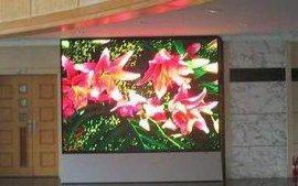 广西体育馆P10全彩440平方大屏幕,深圳LED显示屏
