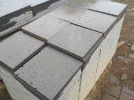 广东湛江石材厂供应玄武岩火山岩 欧式复古青石 黑洞石 公园广场铺路