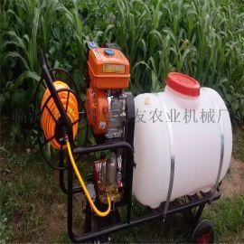 工厂直销推车式消毒喷雾器果园风送式打药机