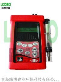 英国凯恩KM905直读手持式烟气分析仪。