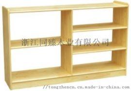 幼儿家具实木柜幼儿园实木家具柜子