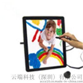 拓见品牌15寸标准比例电磁电容双触控液晶显示屏