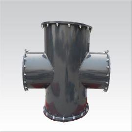 活接四通钢塑管材管件四通抢修节四通规格