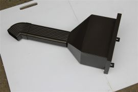 别墅屋面排水系统  金属屋面排水系统