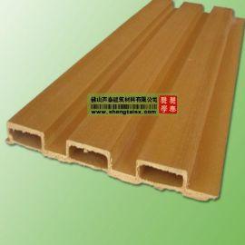 新疆伊宁  生态木 生态木吸音板生产厂家