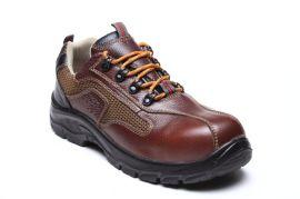 供应头层牛皮休闲款劳保鞋 ,多功能安全鞋, 凉鞋 ,登山鞋GB-8811