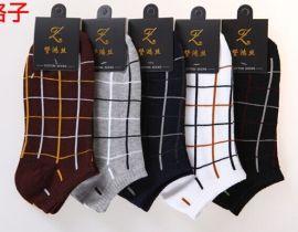 冬季純棉情侶短襪 秋冬全棉女船襪 防臭淺口女襪子批發