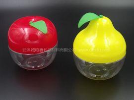PET 卡通 糖果盒 水果透明盒 一次性礼品食品盒