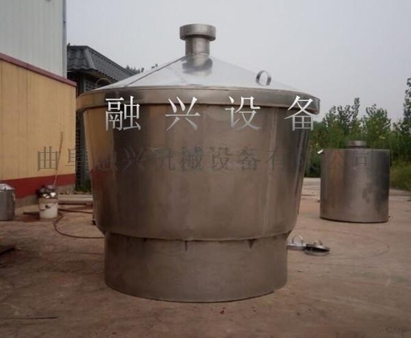 山东蒸汽式大型酿酒设备五粮大曲酿酒设备厂家报价