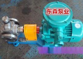山东济宁不锈钢圆弧齿轮油泵|YCB不锈钢圆弧齿轮油泵  东森泵业现货供应
