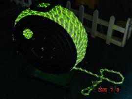 水中救生 飘浮发光绳