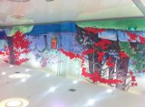 河南美丽乡村文化墙彩绘