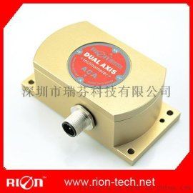ACA610T 高精度电压信号输出 0-5V 倾角传感器