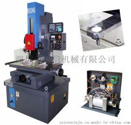 深圳供应数控电火花穿孔机 小孔机 全自动打孔机 NC2535自动定位穿孔