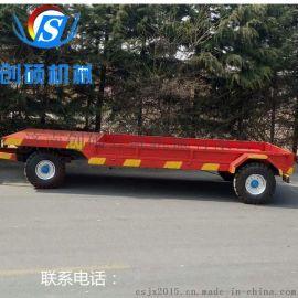 山东平板车厂家 牵引式平板车