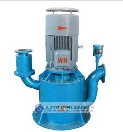 WFB无密封自控自吸泵,无泄漏立式自吸泵