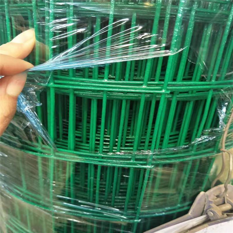 浸塑荷兰网铁丝网养殖鸡鸭网防护圈地围山网工地安全防护栏