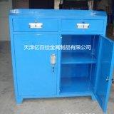 工具柜 重型加厚抽屉式双开门工具箱零件柜车间铁皮五金工具柜子