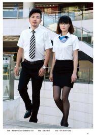 厂家直供职业衬衫,高档衬衫个人定制,企业职业装订制