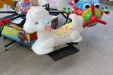 天津靜海區兒童旋轉飛車6座旋轉升降起伏飛機電動旋轉木馬遊樂設備報價多少