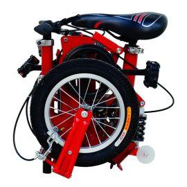 供应专利12寸折叠自行车